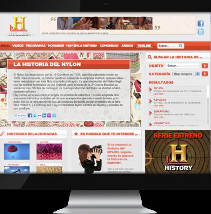 Website: La historia de las cosas