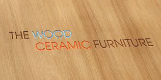 The Wood Ceramic Furniture
